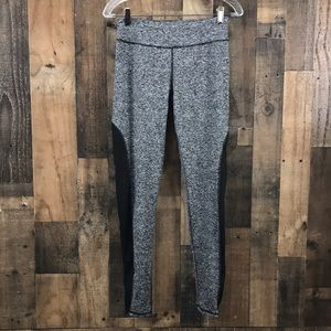Hot Kiss Gray Leggings Size M